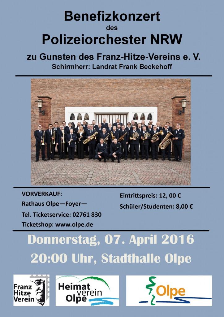 Benefizkonzert_Franz Hitze_Plakat