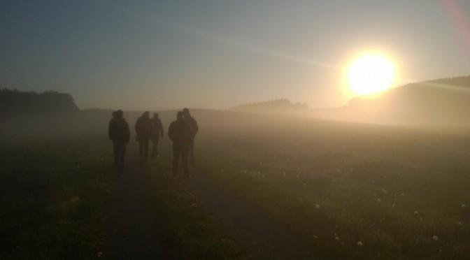 Rhoder Wandertreff am 7. März