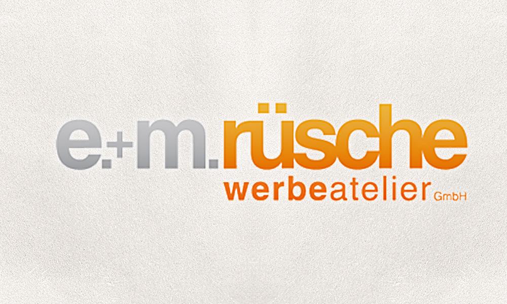 E + M Rüsche Werbeatelier